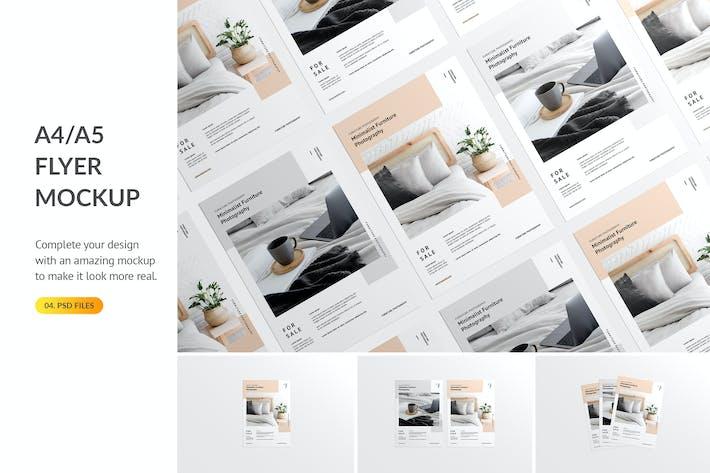 Thumbnail for Flyer Mockup