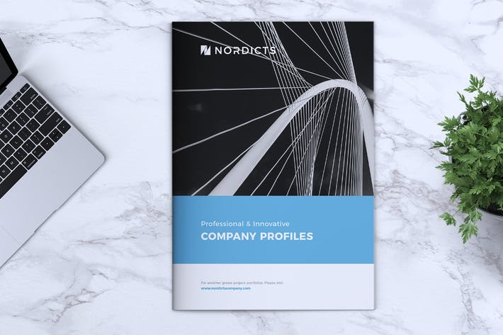 Cover Image For NORDICT - Company Profiles Brochure