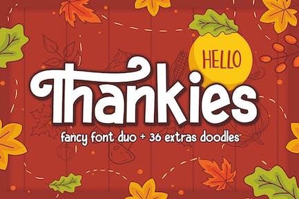 Hello Thankies