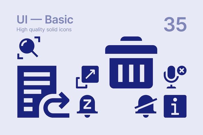 Thumbnail for UI — Basic