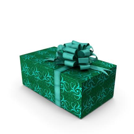 Giftbox Grün