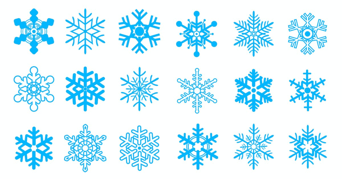 Download Christmas Snowflakes by vintagio