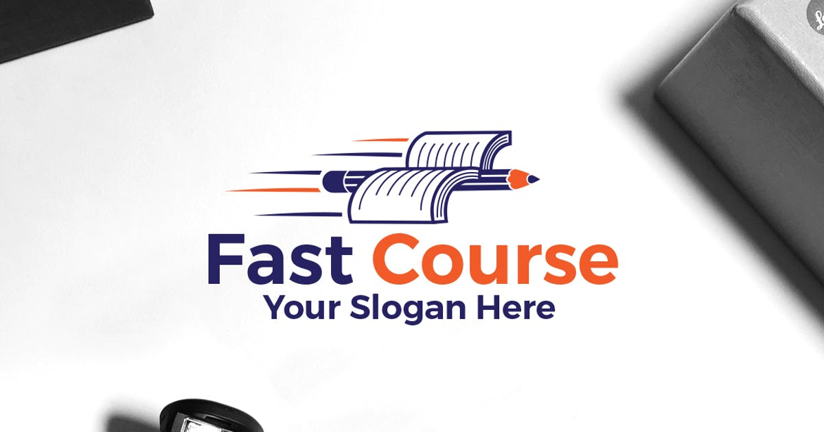 Download Fast Course Logo by VisualColony