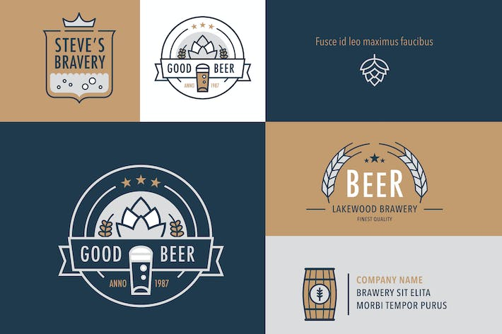 Thumbnail for Beer Labels