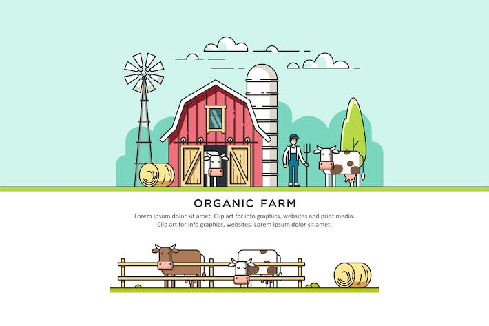 Thumbnail for Organic Farm