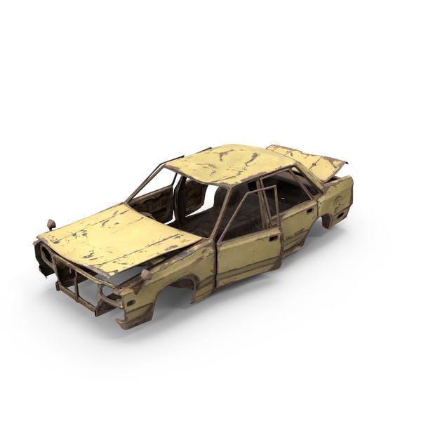 Thumbnail for Abandoned Car