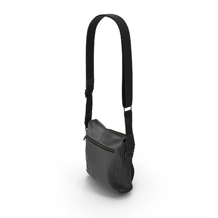 Herren Tasche Schwarz