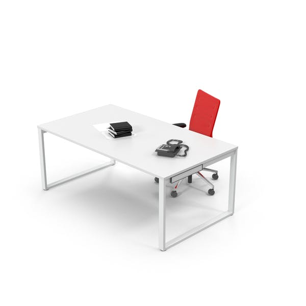 Cover Image for Office Desk