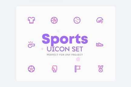 Icône sport UICON