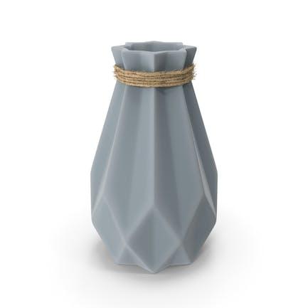 Moderne Mode-Diamant-Form-Vase