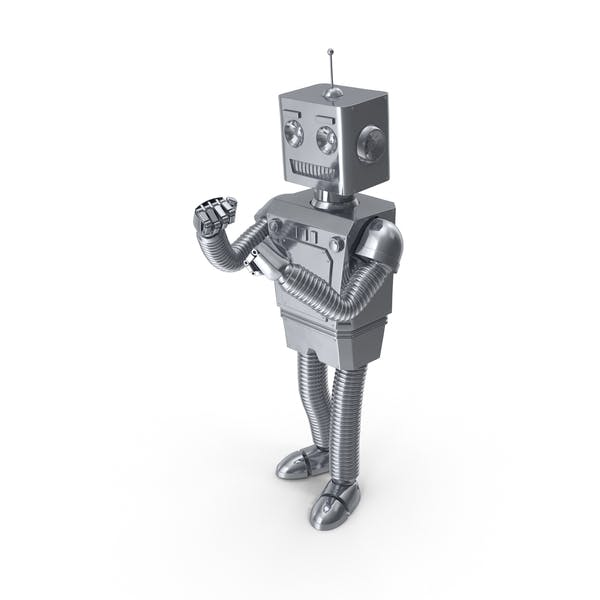 Cover Image for Roboter angreifen