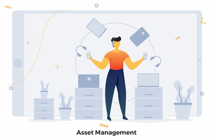 Thumbnail for Asset Management CRM Illustration