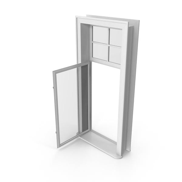Cover Image for Classic Window