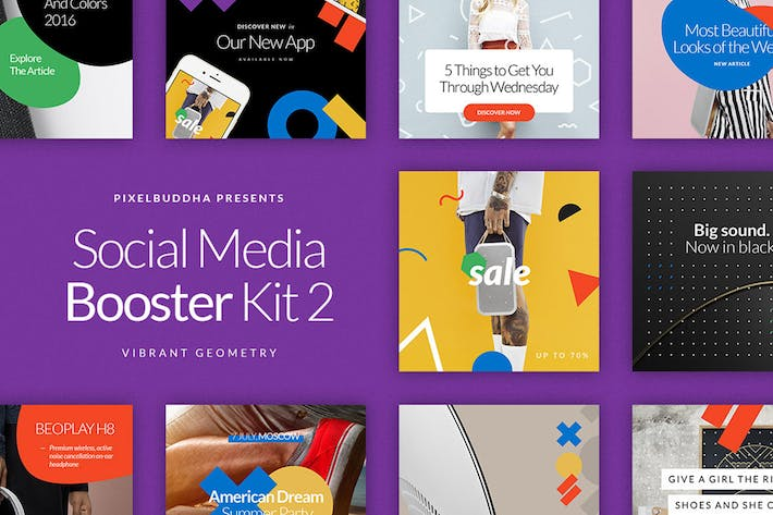 Thumbnail for Social Media Booster Kit 2