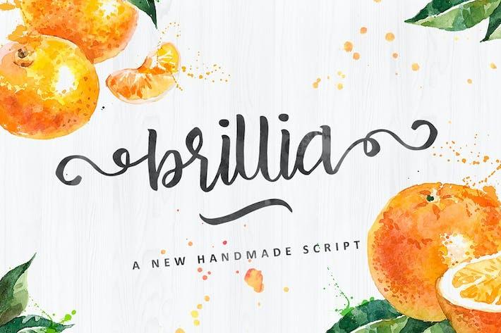 Thumbnail for Brillia Script