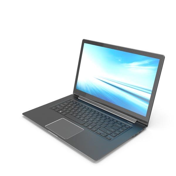 Ноутбук Generic 15 дюймов Черный 2018