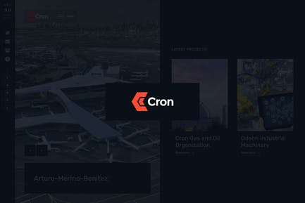 Cron | Industry WordPress Theme