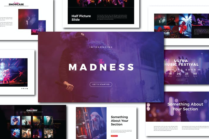 Thumbnail for Madness Keynote