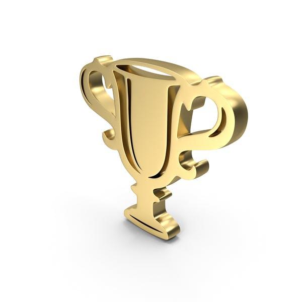 Price Winner Trophy Logo Icon Symbol