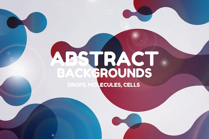 Thumbnail for Abstract Molecules Backgrounds