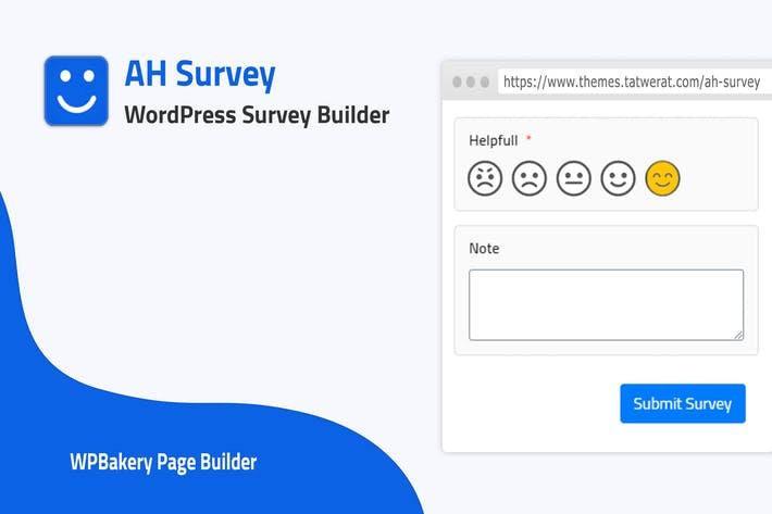 Thumbnail for WordPress Survey Builder With Questions Types