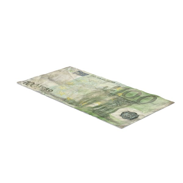 Thumbnail for 100 Euro Bill Distressed