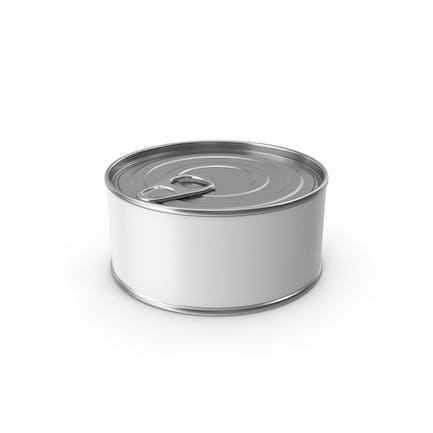 La lata de comida