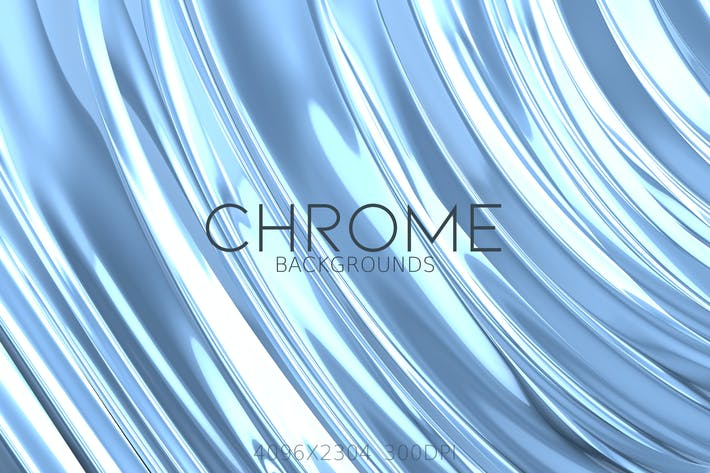 Thumbnail for Chrome Backgrounds