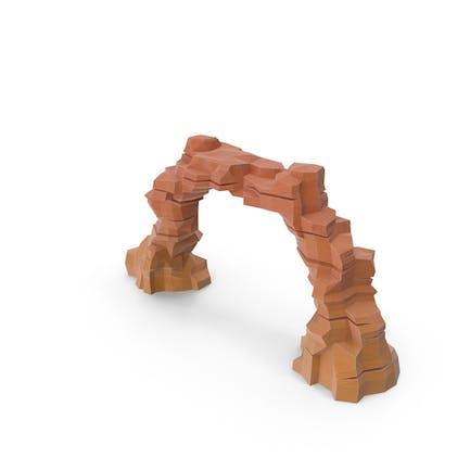 Desert Rock Arch