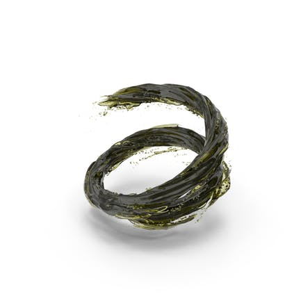 Olivenöl Vortex