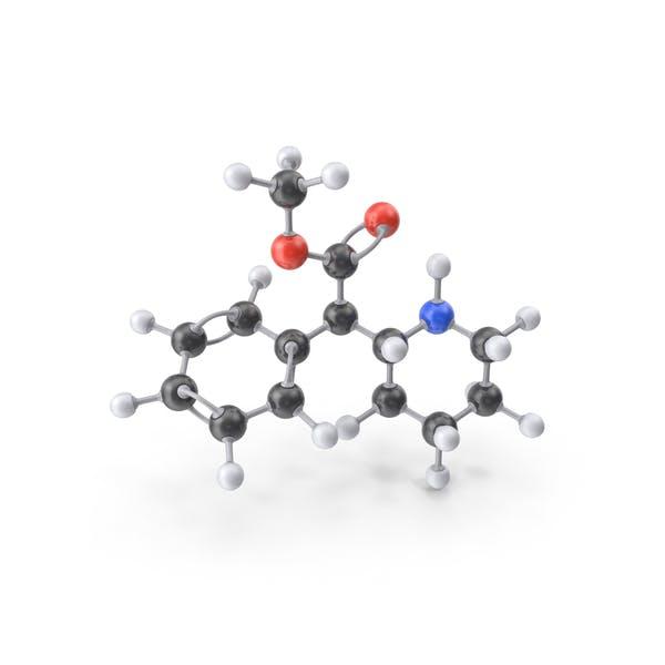 Cover Image for Methylphenidate Molecule