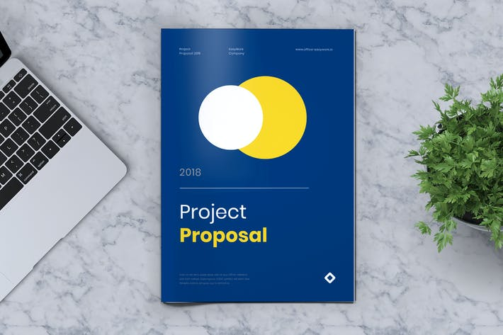 Thumbnail for EASYWORK - Project Proposal