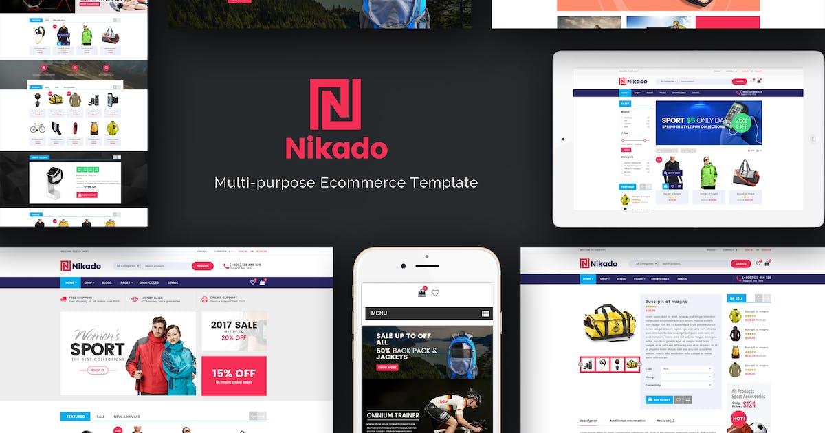 Download Nikado - Responsive Prestashop Theme by posthemes