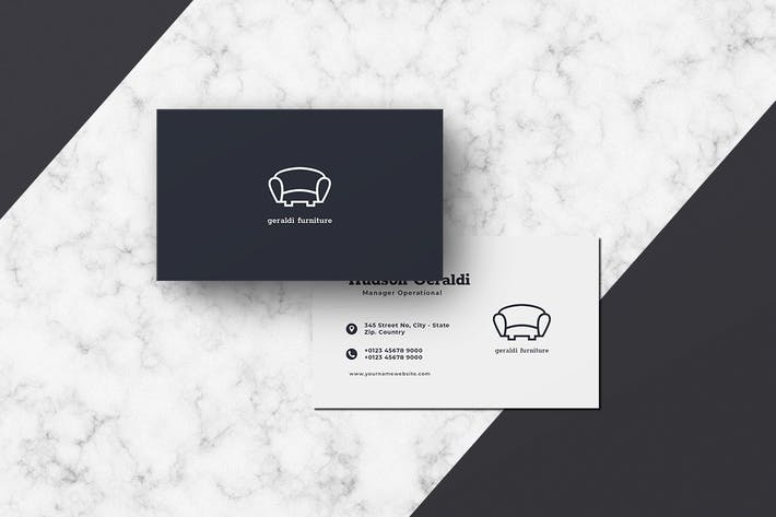 Thumbnail for Business Card Furniture