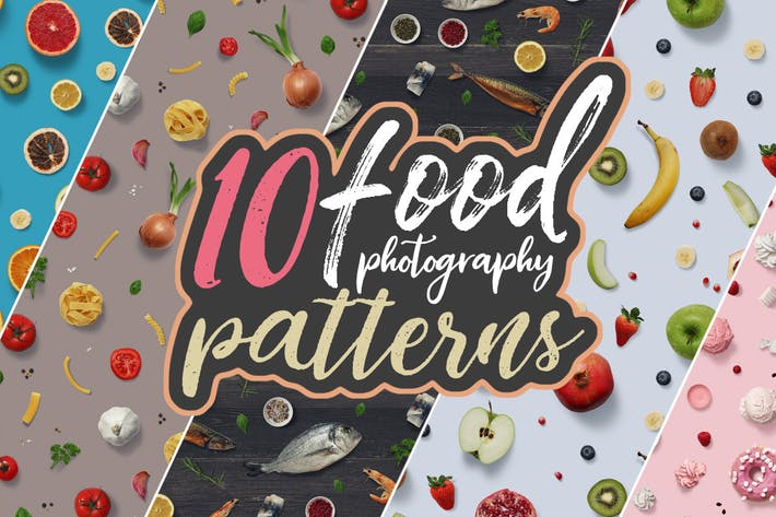 Thumbnail for 10 Food Photography Patterns
