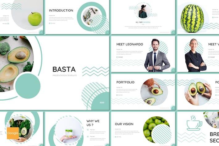 Thumbnail for Basta - Fruit Google Slides Template
