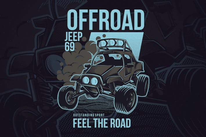 Thumbnail for Feel the Road