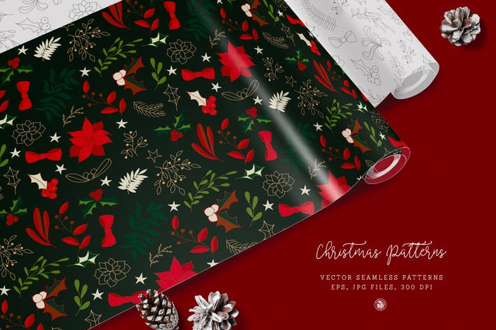 Thumbnail for Christmas Patterns vol.2