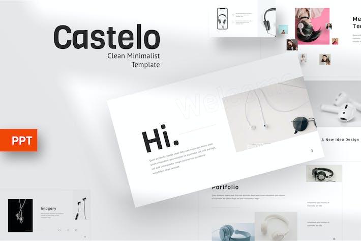 Thumbnail for Castelo - Музыка Powerpoint Шаблон