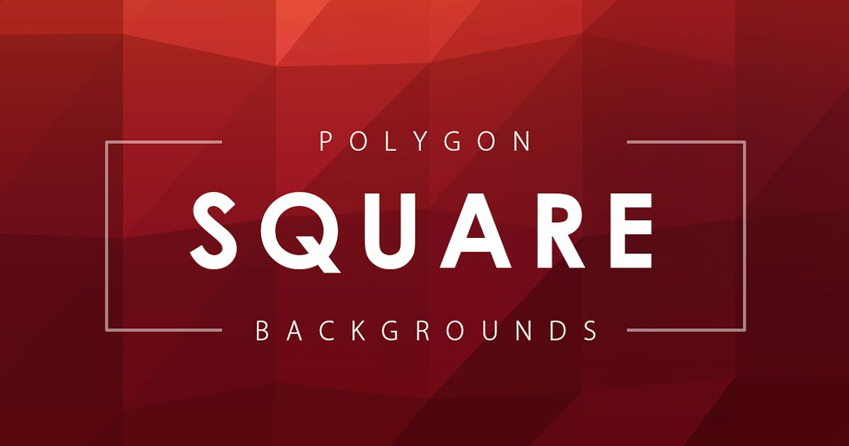 Download Square Polygon Backgrounds by M-e-f