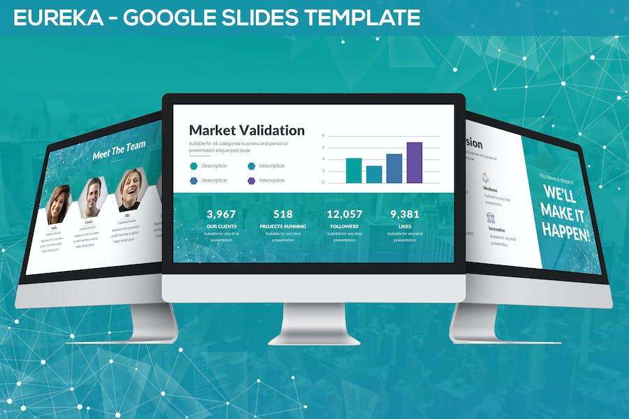 Eureka Google Slides Template
