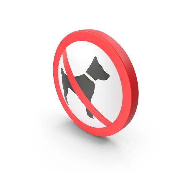 Thumbnail for No Dog Sign