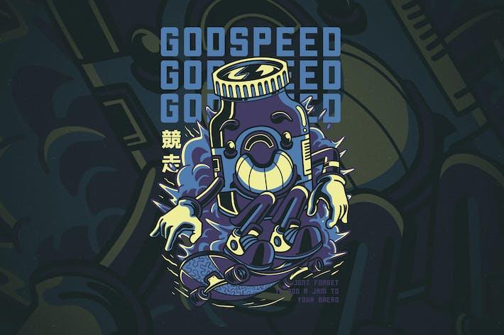 Thumbnail for Godspeed