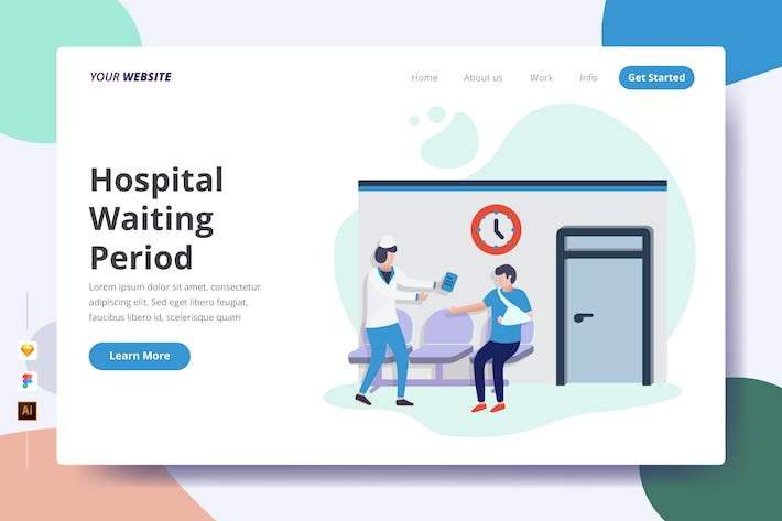 Thumbnail for Hospital Waiting Period - Landing Page