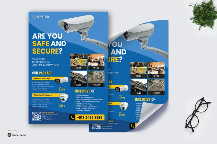 Spytech - Poster RB