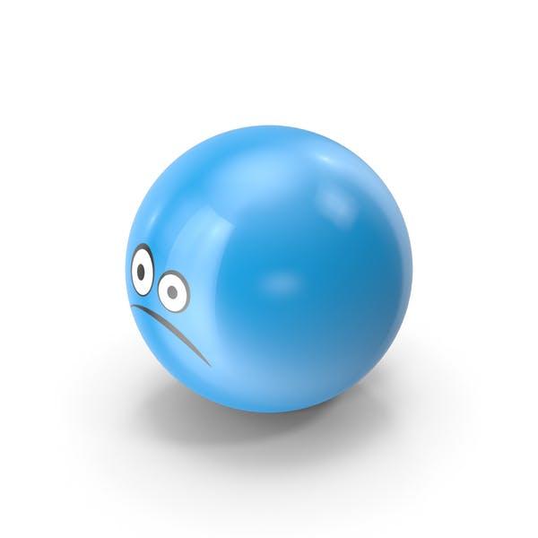 Azul sonrisa