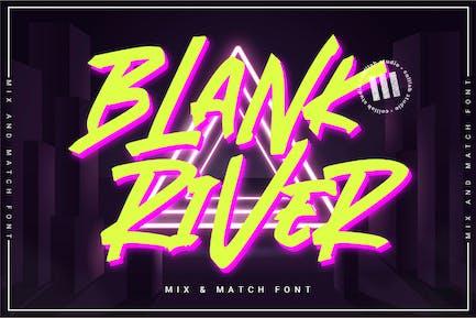 Blank River