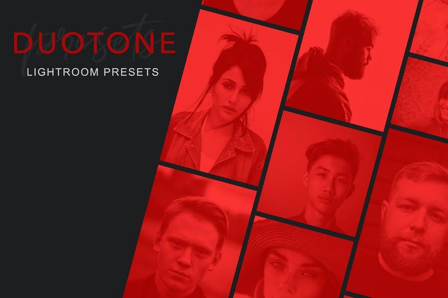 DUOTONE - Lightroom Presets