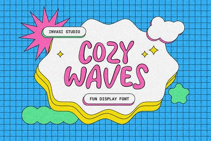 Cozy Waves | Fun Display