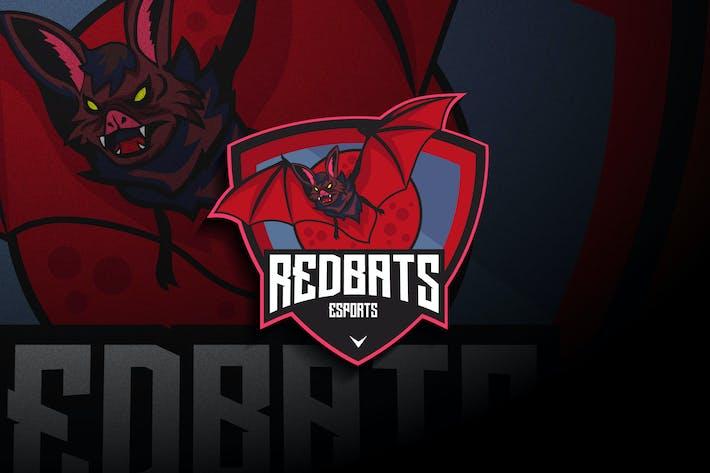 Thumbnail for Bat Esports - Mascot & Esport Logo